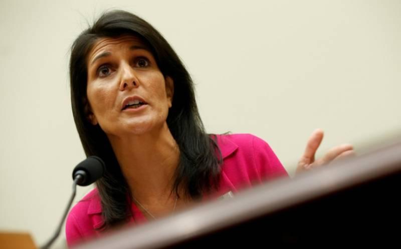 Хейли: Предупредив Дамаск, президент США спас жизни многих мирных граждан