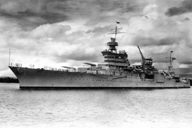 Основатель Microsoft нашел затопленный крейсер «Индианаполис» времен Второй мировой