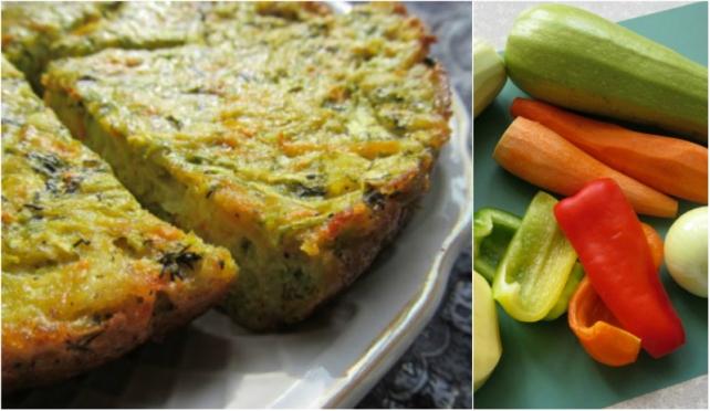 Аппетитный кугель из овощей: вкуснейшая запеканка без единой лишней калории!
