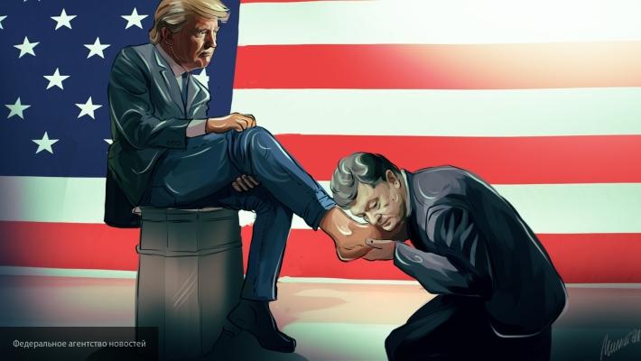 США сокращают финансирование проекта «Украина» на 70%