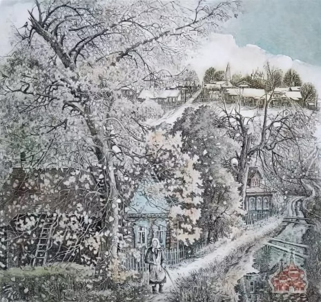 художник Александр Ветров картины – 22