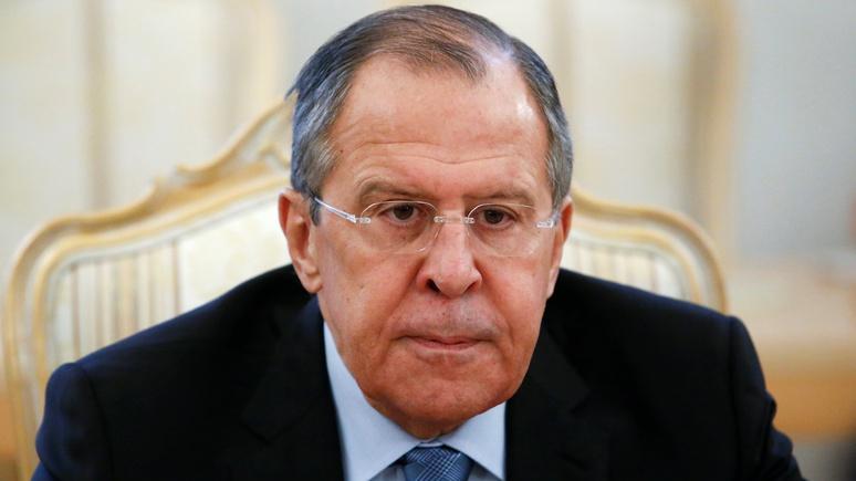 Лавров назвал условие для решения территориального спора с Японией