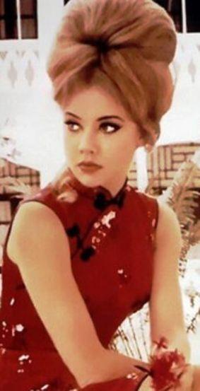 Мода 60-х годов XX века — суперпопулярные женские прически тех лет