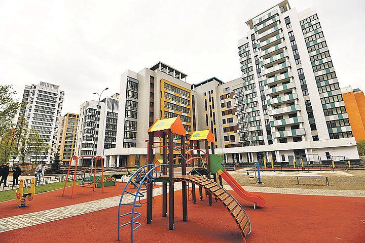 После реновации новые кварталы станут комфортнее