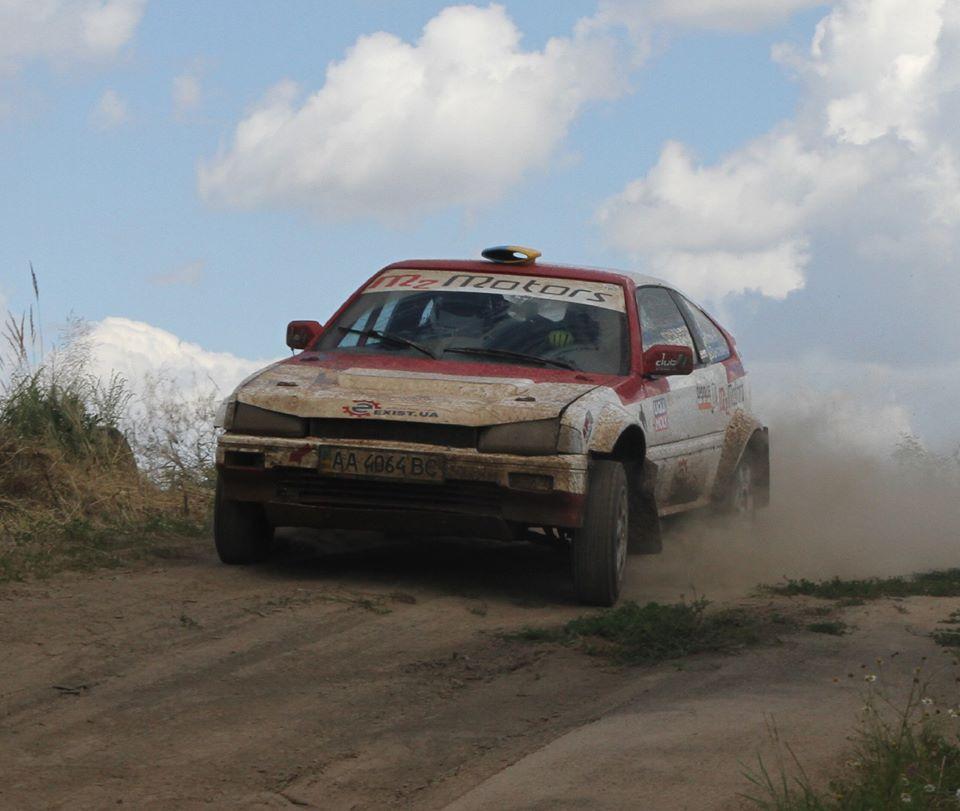 Старейший раллийный автомобиль-чемпион внесен в Книгу Рекордов Украины