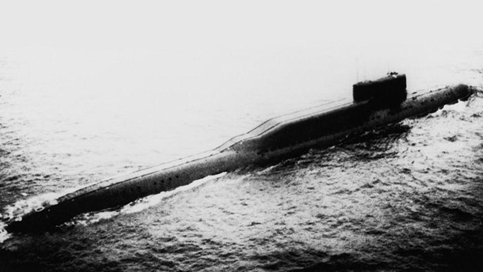 фото подводных лодок 667б проекта