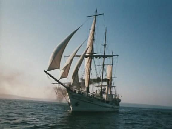 Как снимали «В поисках капитана Гранта»