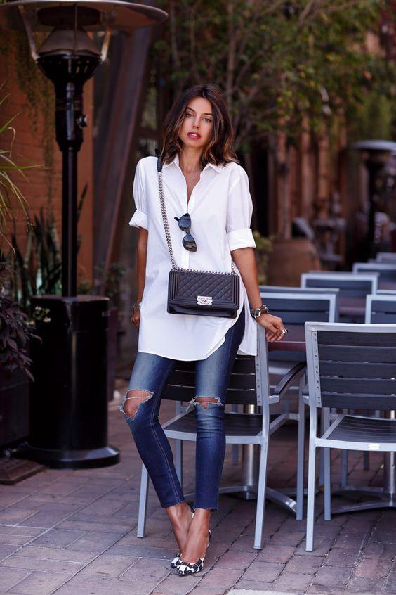 5 вещей белого цвета, которые должны быть в гардеробе каждой модницы