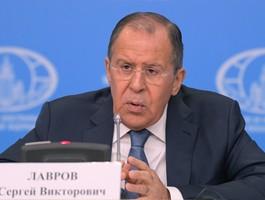 Лавров: Трамп не говорил, что снимет санкции с РФ в обмен на ядерное разоружение