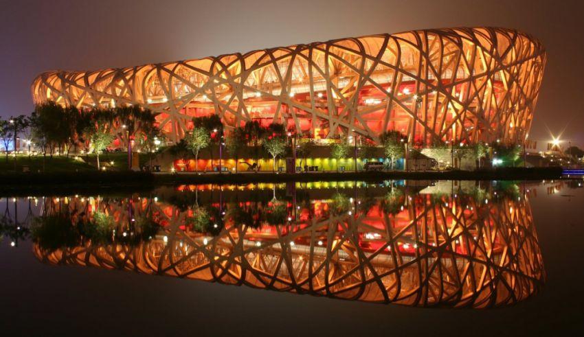 Впечатляющие здания со всего мира