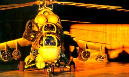 Советского Союза больше нет, но его смертоносное оружие осталось. Знакомьтесь — Ми-24.