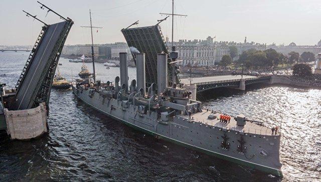 """Дореволюционный крейсер. Чем отличилась """"Аврора"""" во флоте императора"""