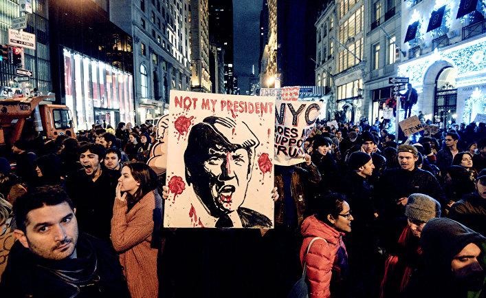 От Путина — к Трампу: каково быть русским студентом в Нью-Йорке (The Guardian, Великобритания)