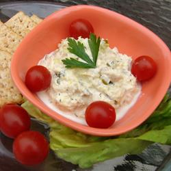 Салат из Тунца и Майонеза