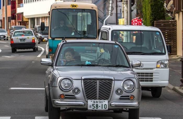 7 фактов о странных японских автомобилях, или На чем ездят сами японцы авто, истории, факты, япония