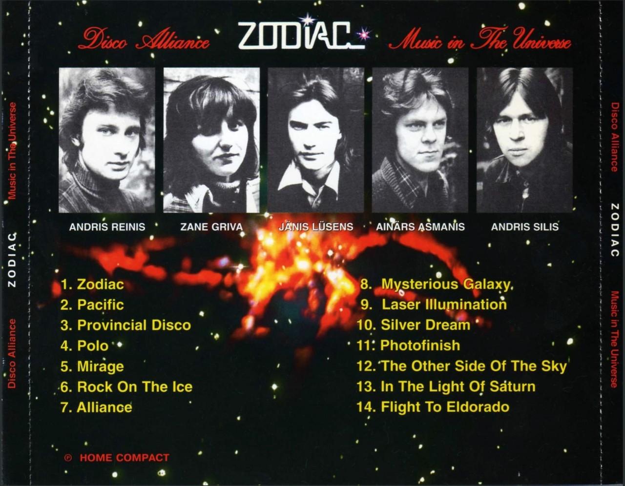 Zodiac instrumental rock group hd 2013 ( zodiac
