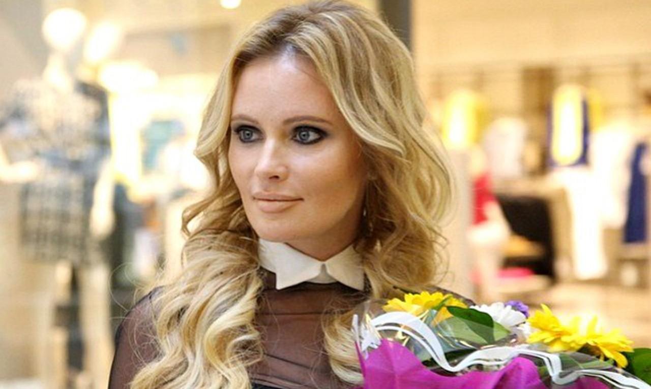 Дана Борисова выбрала мужчин…