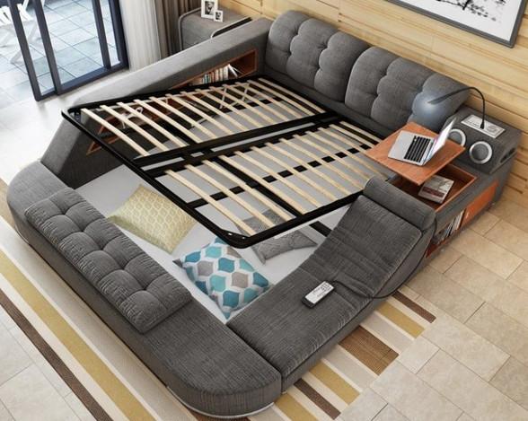 Чудо-кровать, которую вам не…