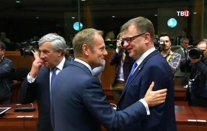 На саммите  в Брюсселе обсудили Brexit, Иран и проблему мигрантов