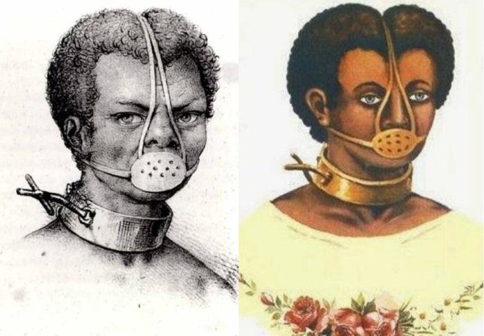 Рабыня Анастасия: непризнанная святая, обреченная годами носить маску-намордник