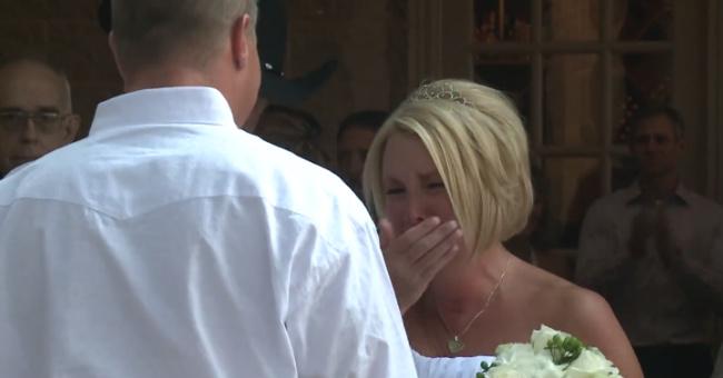 Женщина вышла замуж за инвалида. Но она даже не подозревала, Какой подарок судьбы ее ждет на свадьбе