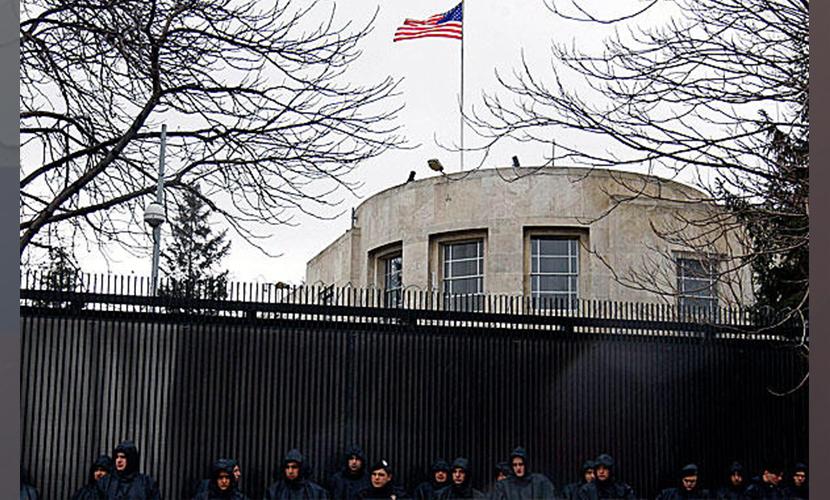 Улицу с американским посольством в Анкаре переименуют в честь операции против союзников США