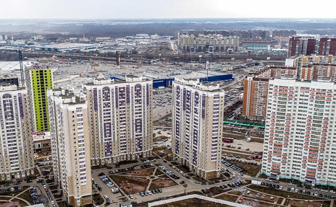 Жители столицы перебираются в Подмосковье