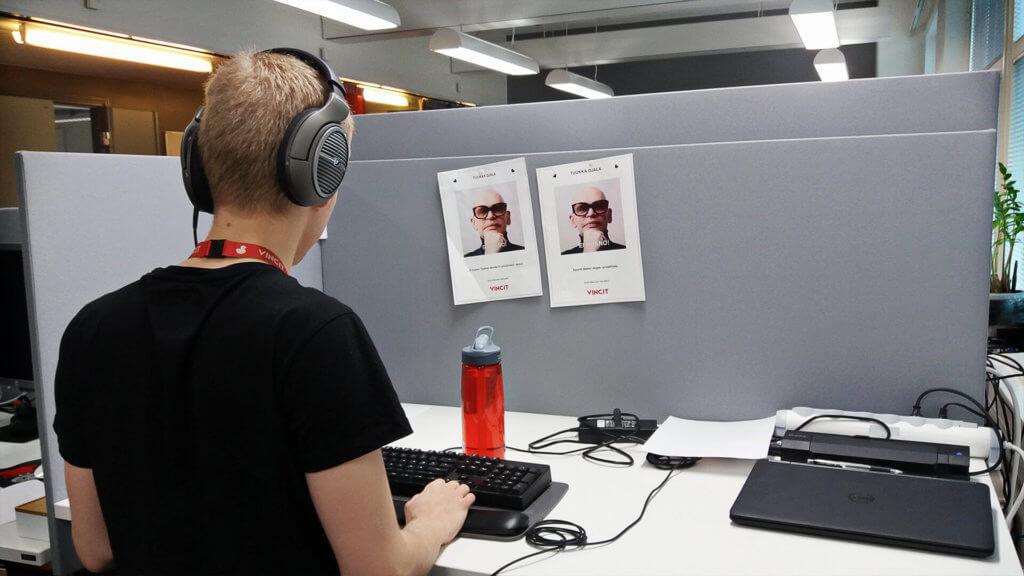 Как устроена работа слепого программиста из Финляндии