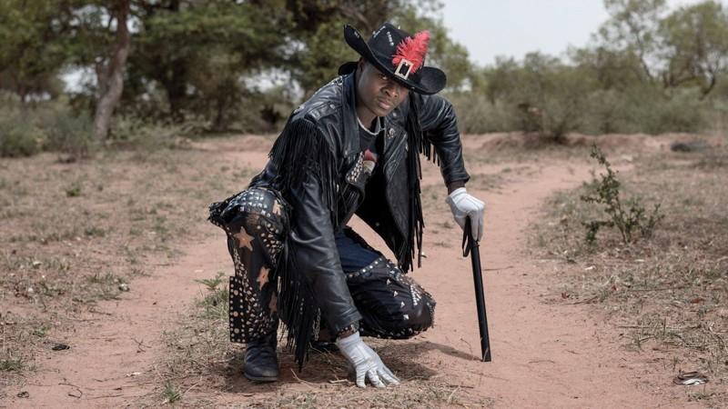 Хеви-метал по-африкански: красочные фотографии ботсванских металлистов