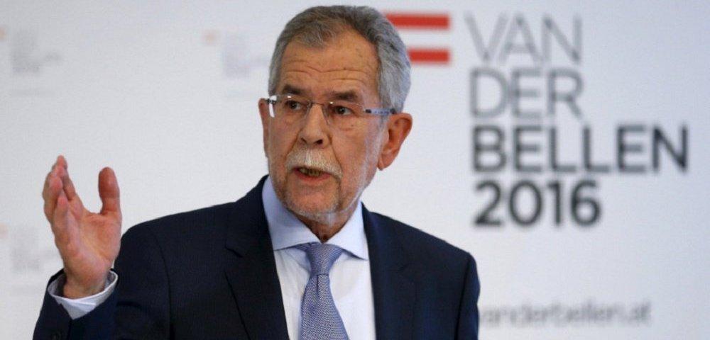 Новым президентом Австрии стал российский дворянин в пятом поколении