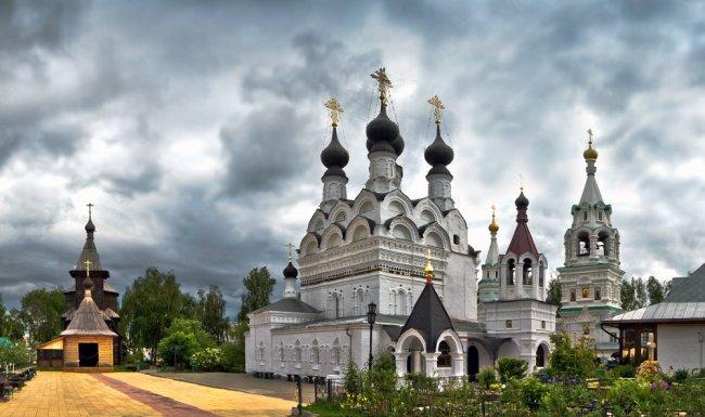Мистические места в Москве (6 фото)