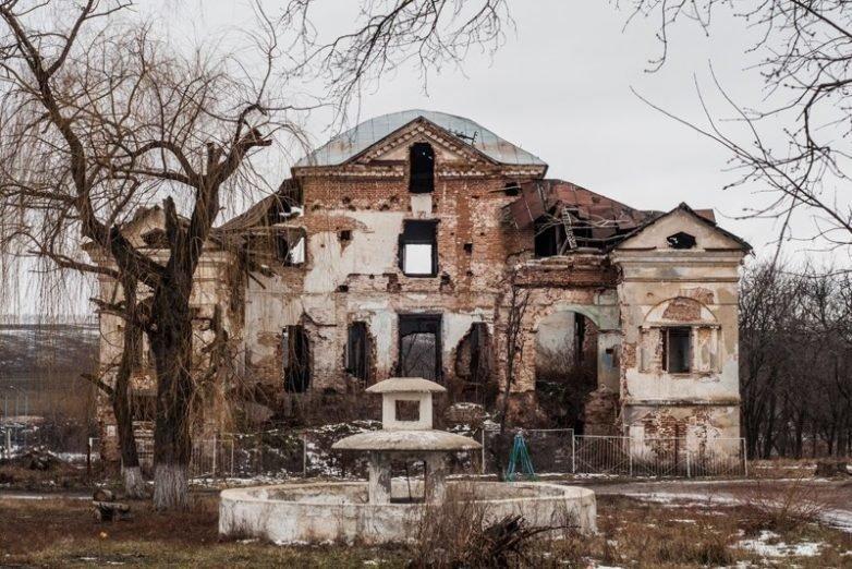 Усадьба Веневитиновых и Чоколовых архитектура, заброшенные усадьбы, имения, путешествия, россия, туризм