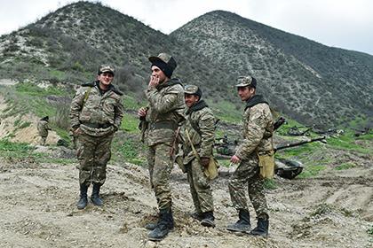 В Баку сообщили подробности боя на границе с Арменией