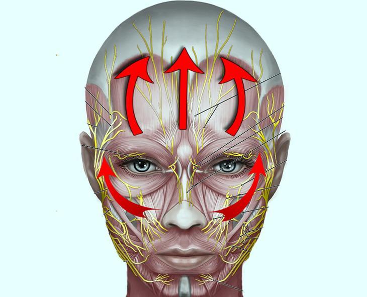Гимнастика для лица: 10 минут в день – минус 10 лет