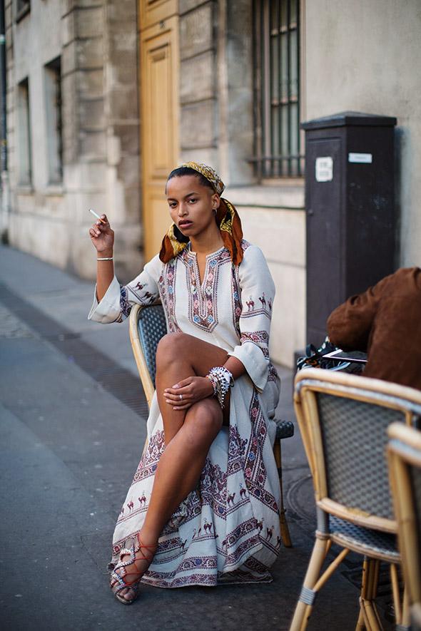 On the Street…Le Marais, Paris