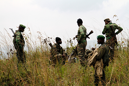 Конголезские военные сообщили о гибели двух российских пилотов от рук мятежников