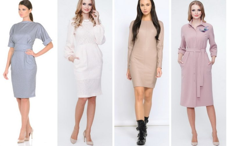 Модные платья на весну 2017 фото