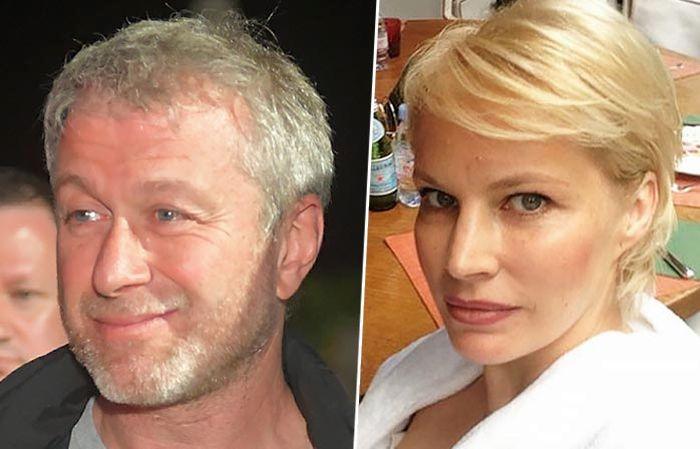 Роман Абрамович и Ирина Маландина: Счастливый брак, 5 детей и идеальный развод