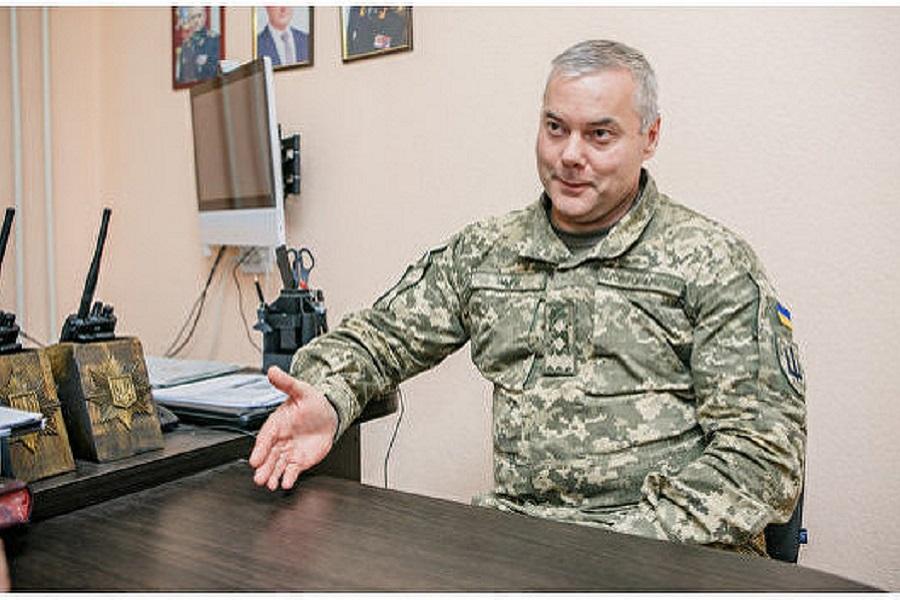 Командующий ООС скромно признал, что российской агрессии нет?