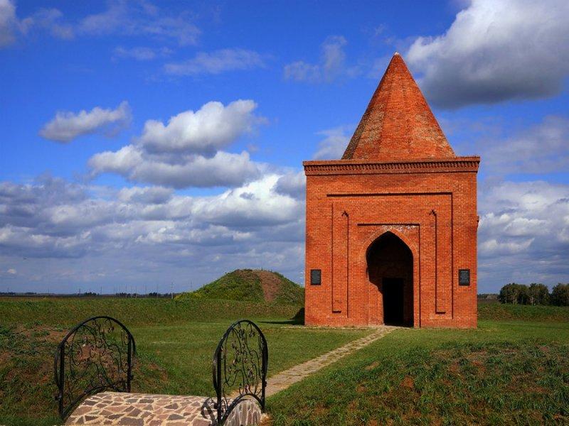 Мавзолей кесене (башня тамерлана)