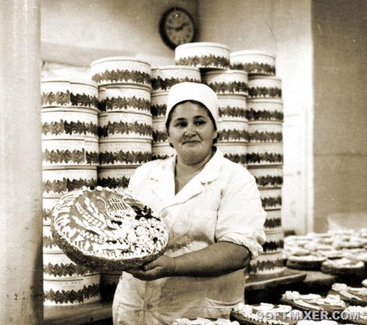 Секреты сладкой жизни: торты в СССР