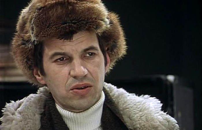 Неизвестный Георгий Бурков: …