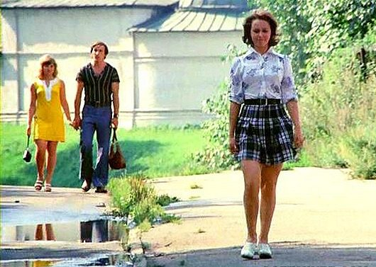 Модные веяния 1970-х