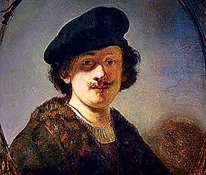 """13 символов, зашифрованных в картине Рембранта """"Прощание гречанки"""""""