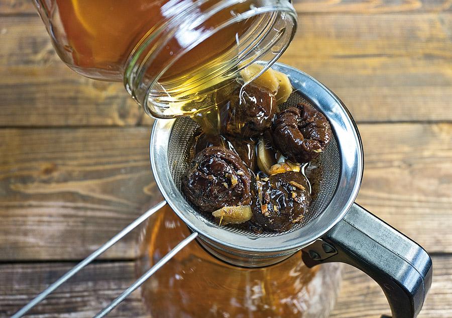 Настойка под коньяк от www.dunduk-culinar.ru