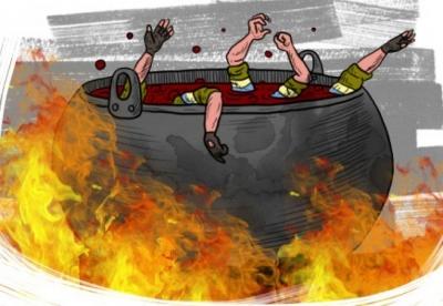 """В ДНР призвали матерей украинских солдат спасать своих сыновей из """"гладосовского котла"""""""
