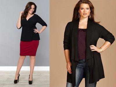 Одежда для полных: как выбрать свою