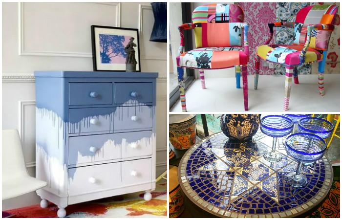 15 простых и гениальных идей, как сделать свою старую мебель лучше любой новой
