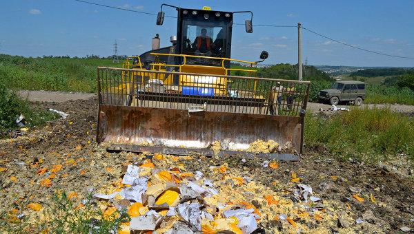 В Госдуму внесен законопроект о раздаче санкционных продуктов бедным