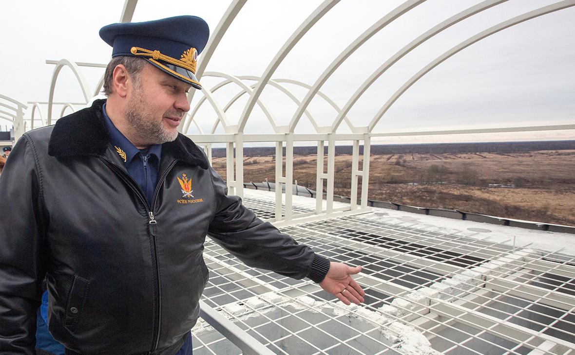 СК обвинил замглавы ФСИН в растрате более 160 млн рублей